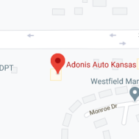 Google map of Adonis Auto Group in Kansas